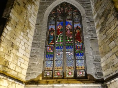デザイン力にあふれるフランスのクリスマス風景